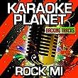 Rock mi (Karaoke Version) (Originally Performed By voXXclub)