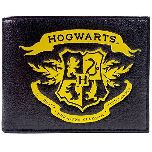 tter Hogwarts Mehrfarbig Portemonnaie Geldbörse (Hogwarts Kostüme Muster)