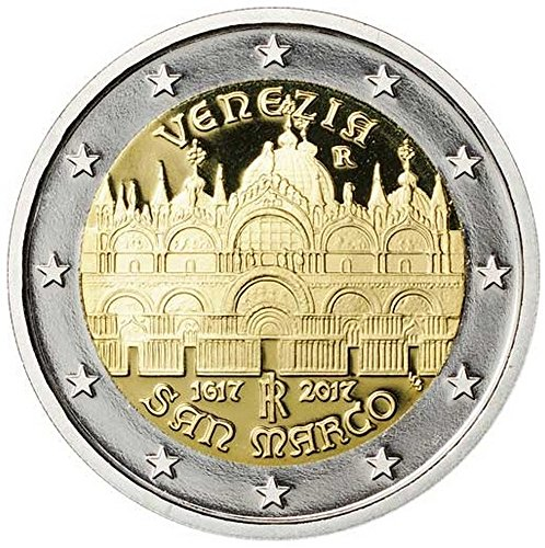 NumiSport€uro Basilica di San Marco Venezia PROOF