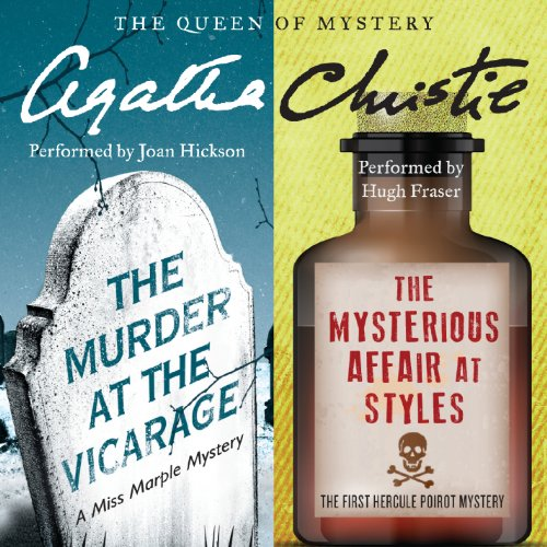 'Murder at the Vicarage' & 'The Mysterious Affair at Styles'
