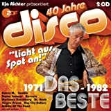 40 Jahre Disco Best of