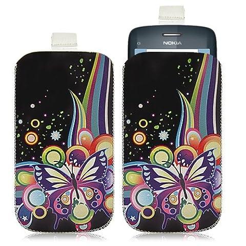 Coque Nokia C3 - Housse coque étui pochette pour Nokia C3