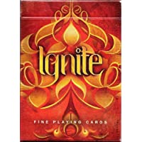 Ellusionist Ignite Playing Cards Sequel to Fathom Quench your Flame Fire