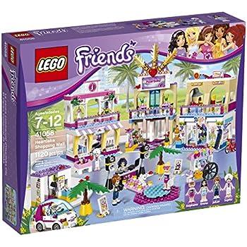 Lego friends heartlake shopping mall 41058 building set by lego friends jeux et jouets - Jeux lego friends gratuit ...