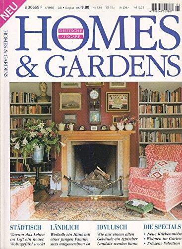 homes-gardens-4-1996-haus-rosamunde-pilcher-kuchen-gartenmobel
