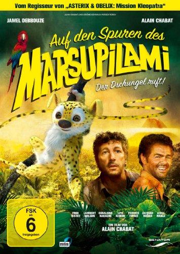 Bild von Auf den Spuren des Marsupilami - Der Dschungel ruft!