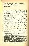 Nota sul significato di 'Tyche' in Aristotele - Fisica, II 195 b 31-198 a 13.