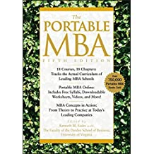 [(The Portable MBA)] [By (author) Kenneth M. Eades ] published on (May, 2010)