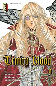 Trinity Blood Edition simple Tome 9