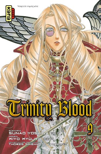 Trinity Blood Vol.9