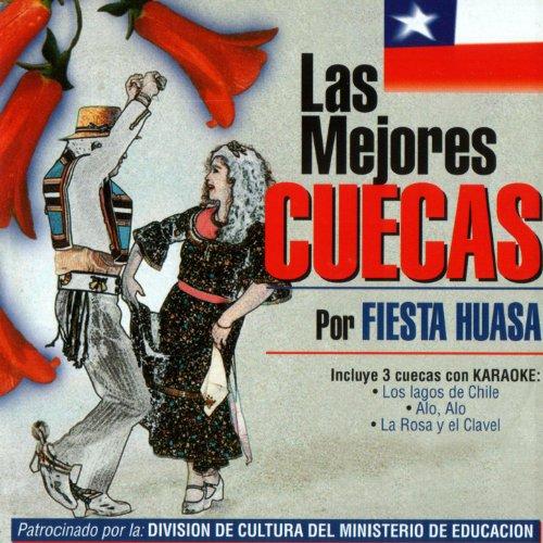 Karaoke:Los Lagos de Chile / Alo Alo / La Rosa y El Clavel