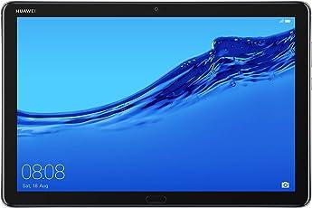 Huawei Media Pad T5 Tablet 25,7 cm (10,1 Zoll) Full HD (Android 8.0, EMUI 8.0) schwarz WiFi RAM DE 2 GB Schwarz