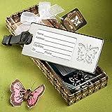 Destination Love Collection - Etiquetas para equipaje con diseño de mariposas