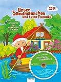 Kinderkalender Unser Sandmännchen 2019 Familienkalender: mit CD und Gute-Nacht-Geschichten -