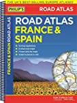 Philip's France and Spain Road Atlas:...