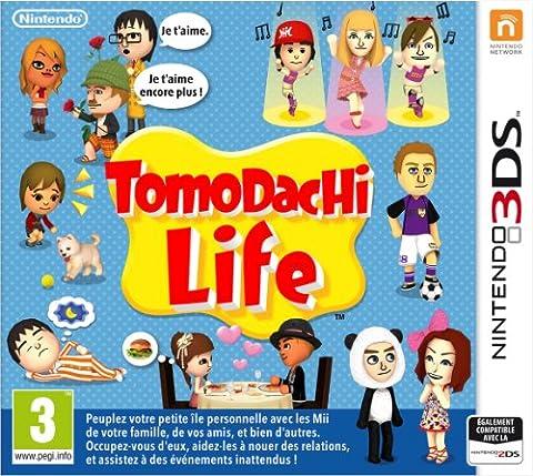 Tomodachi Life 3ds - Tomodachi