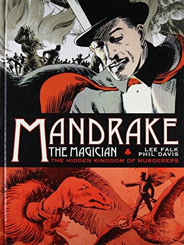 Mandrake the Magician, The Hidden Kingdom of Murderers: 1