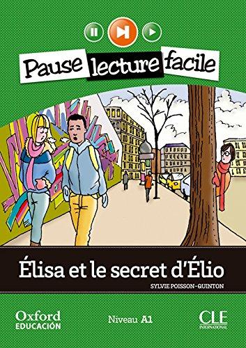 Élisa et le secret d'Élio. Pack (Lecture + CD-Audio) (Mise En Scène) - 9782090314205