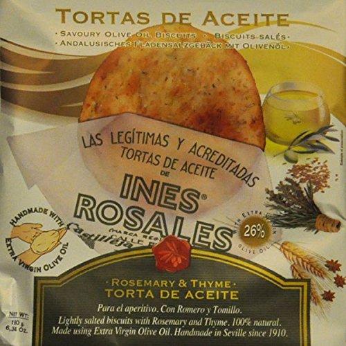 Ines Rosales - Tortas Ines Rosales Salées