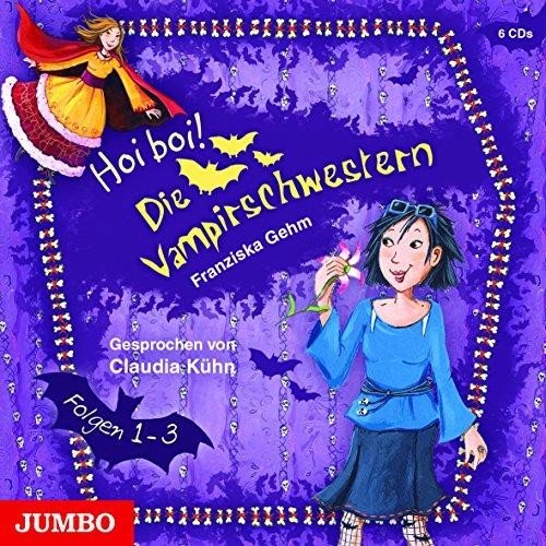 Buchseite und Rezensionen zu 'Die Vampirschwestern' von Franziska Gehm