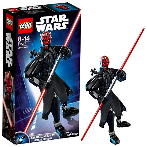 LEGO Star Wars Darth Maul 75537 Baubare Figur 13