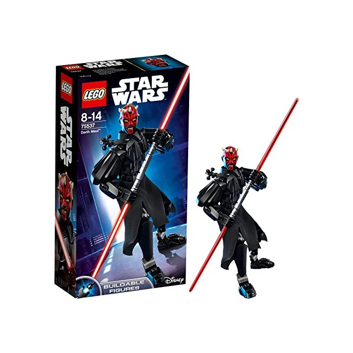 LEGO Star Wars Darth Maul 75537 Baubare Figur 1