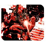 Deadpool Personalized Custom Gaming Mousepad Rectangle Mouse Mat / Pad Office Accessory And Gift Design-LL966