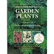 Christopher Brickell's Garden Plants