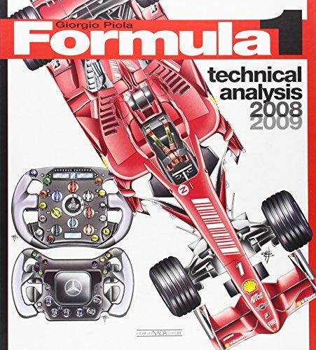 Formula 1 2008-2009. Technical analysis. Ediz. illustrata (Tecnica auto e moto) por Giorgio Piola