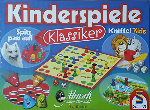 Preisvergleich Produktbild Kinderspiele Klassiker