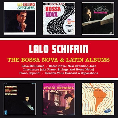 bossa-nova-latin-albums