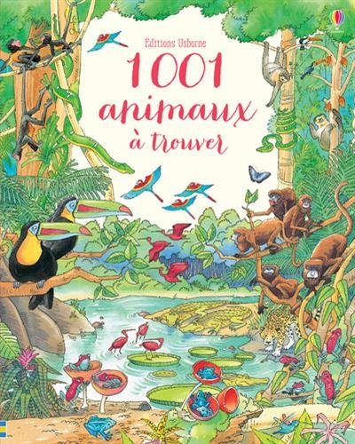 1 001 animaux  trouver