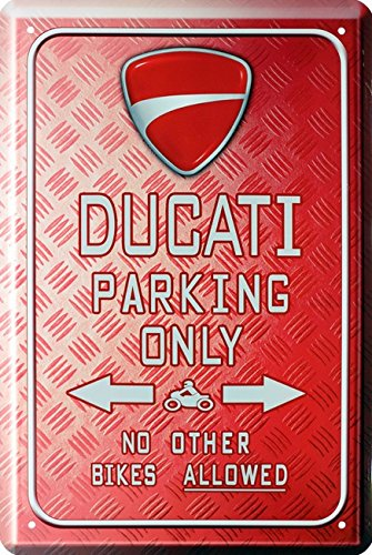 targa-ducati-parking-only-20-x-30-cm-pubblicita-retro-lamiera-186