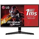 "LG 27MP59G-P - Monitor Gaming FHD de 68, 6 cm (27"") con Panel IPS (1920 x 1080 píxeles, 16:9, 1 ms con MBR, 75Hz, 250 cd/m²,"