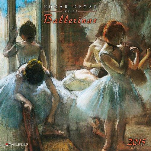 Edgar Degas Ballerinas 2015 (Fine Arts)