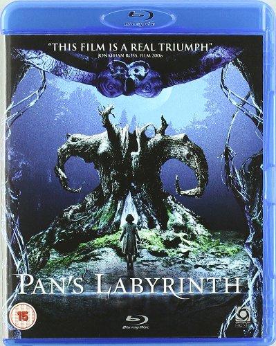 Pan's Labyrinth [Reino Unido] [Blu-ray] 61Fk3E4BGFL