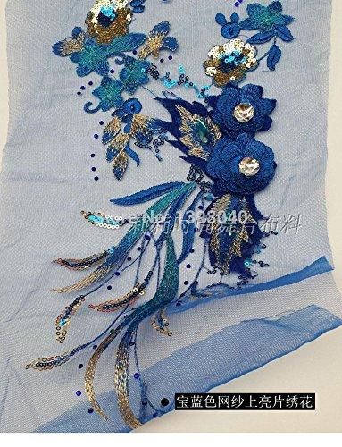 Appliques à coudre en 6 couleurs, pour DIY, accessoires, 40 x 20 cm