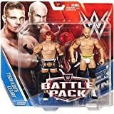 TYSON KIDD & CESARO - MATTEL BATTLE PACK SERIES 39