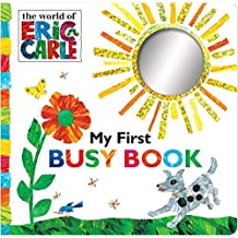 My First Busy Book (The World of Eric Carle) by Eric Carle (2015-12-15)