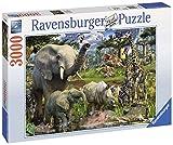Ravensburger 17070 - Tiere an der Wasserstelle