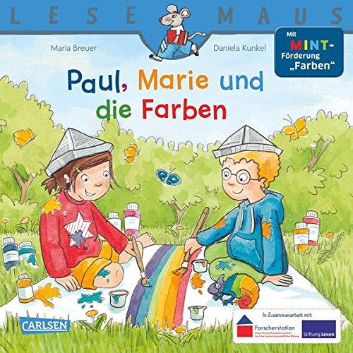 Paul, Marie und die Farben: Mit MINT-Förderung