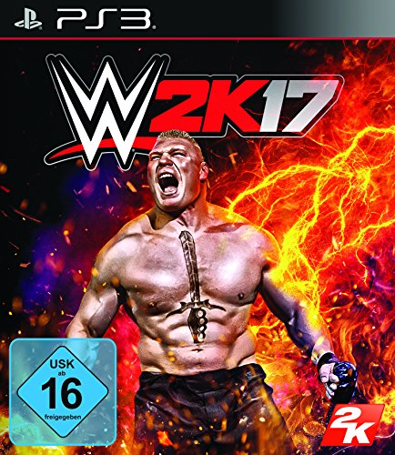 WWE 2K17 - [PlayStation 3] (Ps3-wwe-wrestling-spiele)