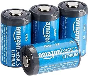 Amazon Basics Cr2 Lithium Batterien 3 V 4er Pack Elektronik