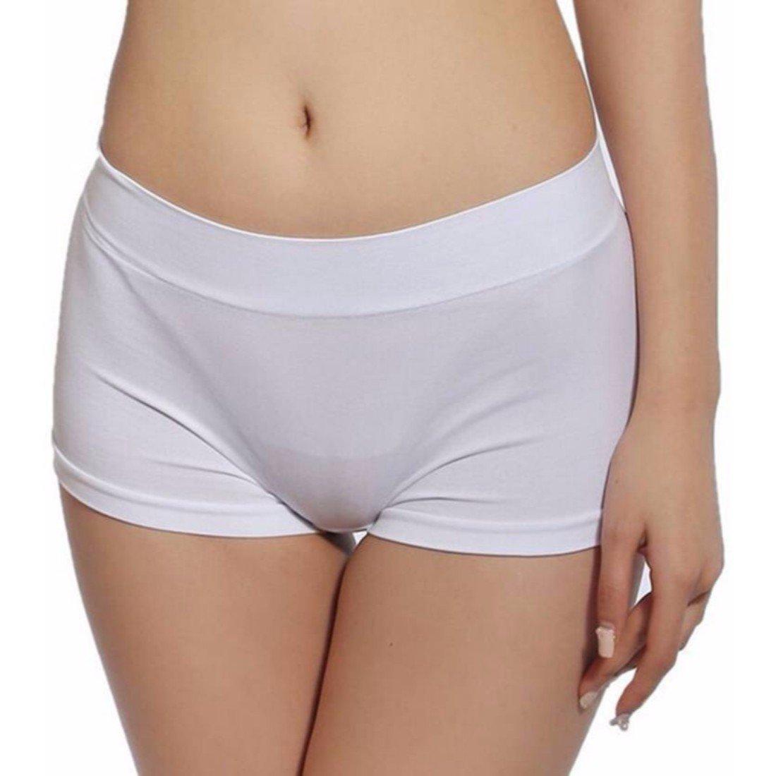 6adc602938 Ritu Creation Women s Girl s Beachwear Non Padded Tube Bra and Boyshort  Panty Set ...