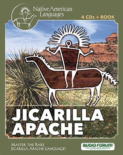 Jicarilla Apache (4 CDs/Book) (Rita Wilson-cd)
