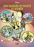 Vince Ebert und  Walt Disney u.a. - Gebundene Ausgabe 'Dem Ingeniör ist nichts zu schwör - Made in Entenhausen'  (06.04.2017)