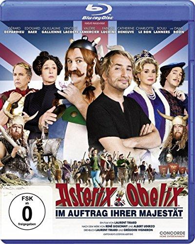 Bild von Asterix & Obelix - Im Auftrag Ihrer Majestät [Blu-ray]