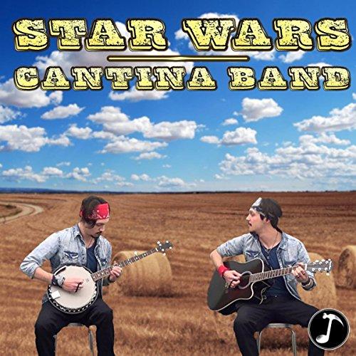 Star Wars - Cantina Band Country (Wars Band Star)