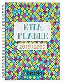 Betzold 758673 - Design Kita-Planer 2019/2020 Ringbuch, DIN A4 Plus - Kalender für Erzieher/innen