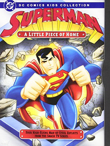 Click for larger image of Superman Animated Series: Little Piece of Home [DVD] [Region 1] [US Import] [NTSC]